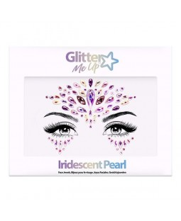 Glitter me Up -Face Jewels (Iridescent Pearl) Glitter Me Up - SINGLE PACK