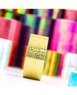 Top Flight Sequin Tape - Various Colours Available - 24mm / 20m