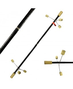Gora 'Spike' Fire Staff - 1.5m / 100mm ( including 6pc Fire Head Spike )