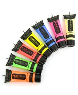 PaintGlow 10ml Glow Paint - Various Colours Available