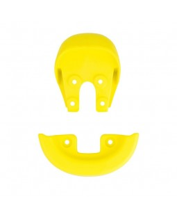 Qu-ax Bumper & integrated Handle (no hole) - Yellow