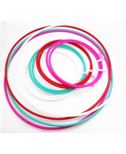 Play 'Perfect' Hula Hoop - Naked - 20mm Size