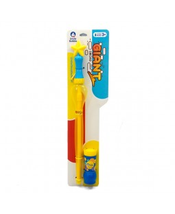 Uncle Bubble Unbelievabubble Sword - Small - (Star Knob) - Yellow & Blue