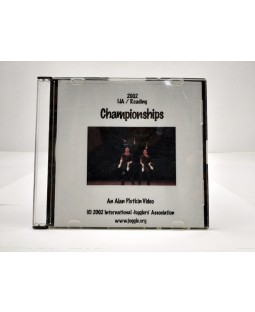 2002 IJA / Reading Championships DVD