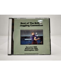 Best of the British Juggling Convention 1995 - 1997 DVD