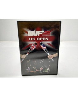 WJF UK Open DVD