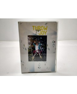 Wes Peden presents Throw Joy DVD