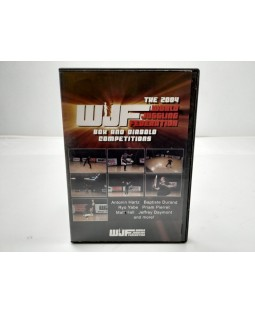 WJF World Juggling Federation 2004 DVD