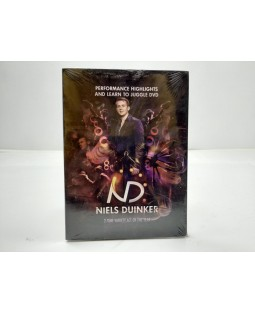 Learn To Juggle by Niels Duinker - DVD