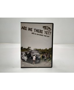 Are we there Yet? VANS UK Skateboard Tour 2007 DVD