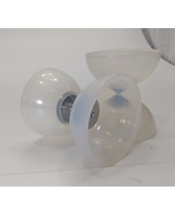Clear Medium Diabolo