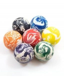 Oddballs Bouncing Ball - 65mm - Various Colours Available