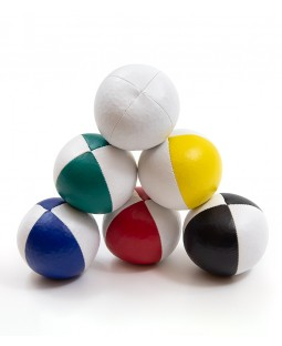 Oddballs White / Colours Pro Thud Juggling Ball 120g