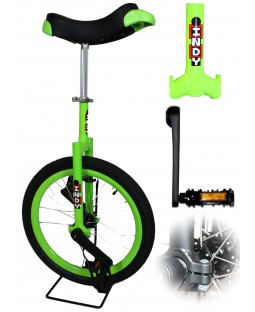 "Indy 20"" Freestyle Trick Unicycle - Various Colours Available"