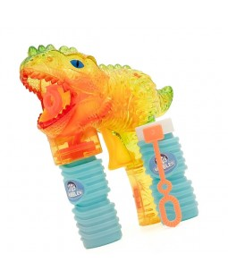 Indy Dinosaur Bubble Gun