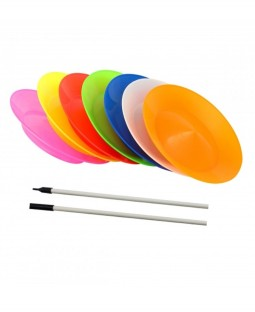 Juggle Dream Spinning Plates & Stick - 30 sets- Mixed - RPP- £89.70