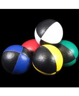 Oddballs Black / Colours Pro Thud Juggling Ball 120g