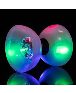 Juggle Dream Carousel Bearing LED Diabolo
