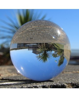 Juggle Dream Crystal Clear 90mm Acrylic Ball