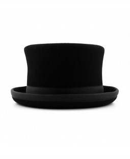 Juggle Dream Top Hat - All Black