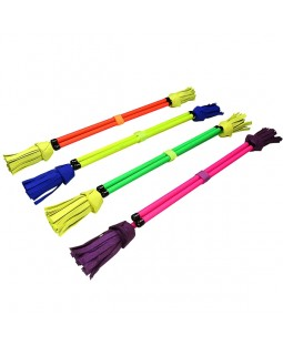 Juggle Dream Neo Flower Stick and Handsticks - Various Colours Available