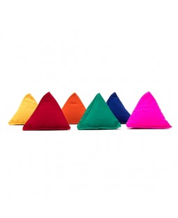 Juggle Dream Single Tri-it Pyramid Beanbag