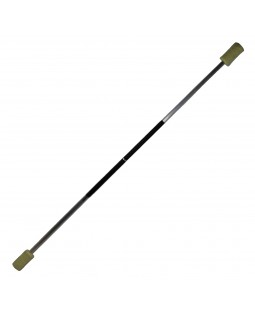 1.5m KT Fire Staff - 100mm wick