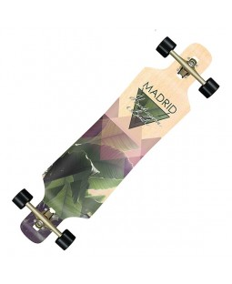 Madrid Spade 'Canopy' Drop-Through Complete Longboard