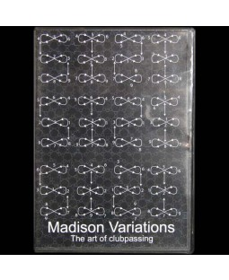 Madison Variations - The Art of Club Passing (Juggling DVD)