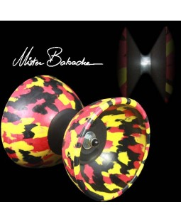 Mr Babache Medium Harlequin Diabolo