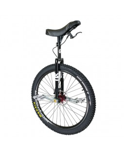 "Qu-Ax QX Muni 27.5"" Disc Brake Unicycle - Q-AXLE system"