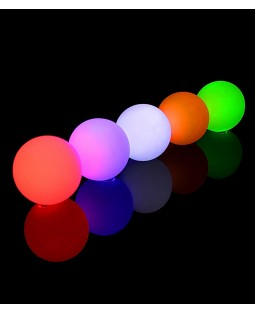 Oddballs LED Glow Ball - Single Colour