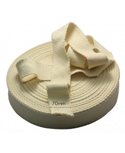 70mm Kevlar® Fire Wick  - Price per Metre
