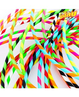 """Play Perfect Travel Hula Hoop Decorated - 16mm - 85cm (33.85"""")"""