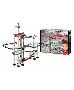 BUKI Construction Kit - Marble Run - Space Odyssey
