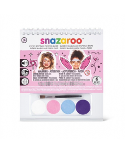 Snazaroo Girls Princess Face Painting Kit