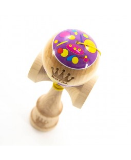 Royal Kendama Signature Series - Artwork by Matt