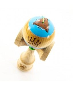 Royal Kendama Signature Series - Artwork by Ingi