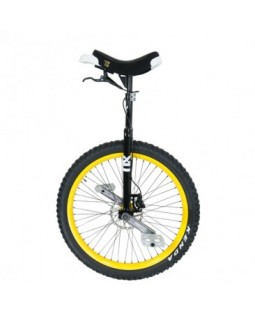 "Qu-AX 'QX Series' Muni 26"" Disc Brake Unicycle"