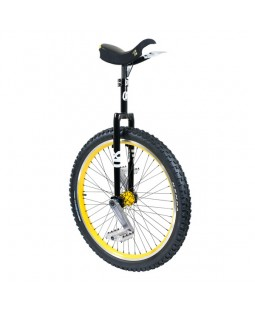 "Qu-AX 'QX' Series Muni 27.5"" Unicycle"