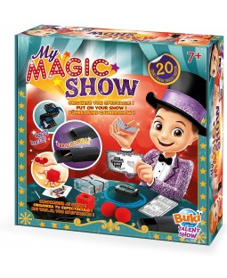BUKI My Magic Show Performance Kit