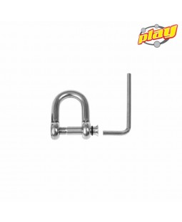 STAINLESS STEEL SHACKLE - PRICE FOR 1 PIECE
