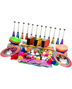 Circus Skills Workshop Super Circus Set