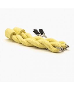 Firelovers Twisted Ropes - Fire Poi - Fire Spinning - 250 mm