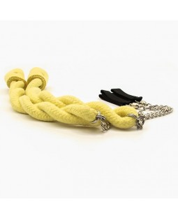 Firelovers Twisted Ropes - Fire Poi - Fire Spinning - 350 mm