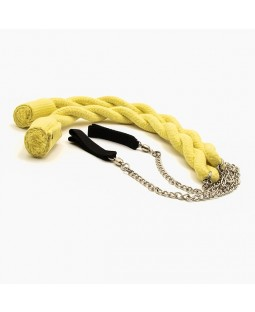 Firelovers Twisted Ropes - Fire Poi - Fire Spinning - 450 mm