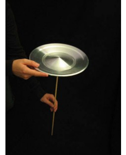 Aluminium Absolute  Spinning Plate & Stick