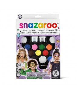 Snazaroo Ultimate Party Pack Face Paiting Kit