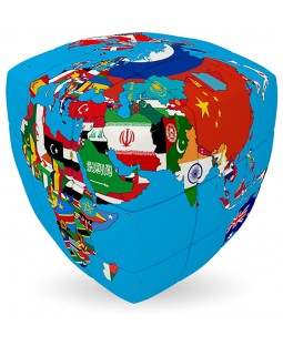 V-Cube UNITED NATIONS - 3 x 3 x 3 Pillow Cube