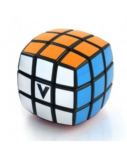 V Cube 3b - Black 3x3x3 - Pillow